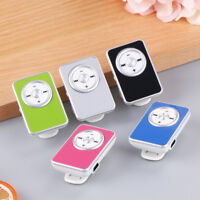 1Pc mini clips mp3 player sports portable mp3 music player media player