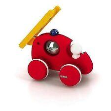 Nachziehtiere Brio Hund und Rennwagen Rennauto Holzspielzeug Nachziehtiere ☆