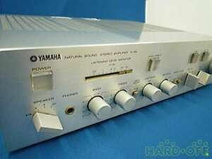 YAMAHA A-6A Integrated Amplifier (Transistor) from JAPAN