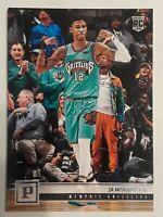 Ja Morant 2019-20 Panini Chronicles Basketball Rookie RC Memphis Grizzlies #116