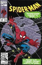Spider-Man Comic Issue 27 Modern Age First Print 1992 Mcgregor Rogers Williams