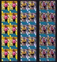 JAN ULLRICH TOUR DE FRANCE CYCLING SET OF 3 VIGNETTE STAMPS 1