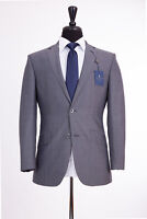 Men's Alexandre London Charcoal Regular Fit Suit 42S W36 L29 RRP£245.00