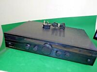 ARISTON Vintage Stereo Integrated Amplifier Amp AX-910 Black FAULTY SPARES
