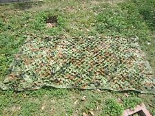 US 1MX1M Jungle Camouflage Woodlands Camo Net Netting Cover Camping Hiking