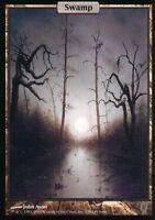 Swamp | NM | Unhinged | Magic MTG