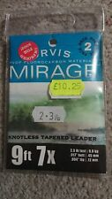 orvis mirage fluorocarbon leaders