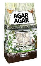 AGAR-AGAR pulver 200g - Vegan Vegetarian gelatin Verdickungsmittel Geliermittel