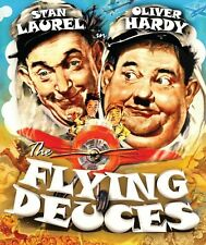 Laurel & Hardy: The Flying Deuces (2015, Blu-ray NEUF)