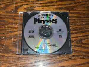 The Cartoon Guide to Physics CD-ROM for Windows and Mac
