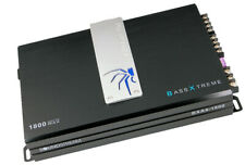 Soundstream BXA4-1800 4-Channel 1800W MAX  Class A/ B  Car Audio Amplifier