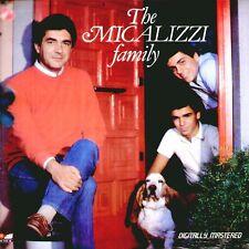 THE MICALIZZI FAMILY LP 33 GIRI VINILE  SIGILLATO  FIVE RECORDS 1984  RARO