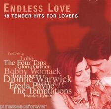 V/A - Late Night Love: Endless Love (UK/EU 18 Tk CD Album)