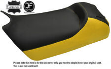 BLACK & YELLOW CUSTOM FITS SKI DOO ZX MXZ 600 800 700 99-04 VINYL SEAT COVER