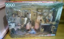 Hestair 2000 Piece Jigsaw Puzzle - Christmas - New Sealed Inner Bag