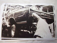 1966 PONTIAC GTO  ASSEMBLY LINE  11 X 17  PHOTO   PICTURE #2