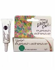 Royal False Eyelash Adhesive ~ Eyelash Glue ~ White Dries Clear ~ 7g
