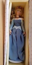 NEW! WALT DISNEY'S SLEEPING BEAUTY,Classic Porcelain Collector Doll LE 488/500