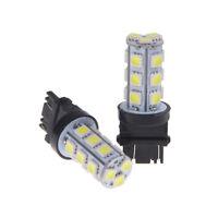 2X 3157 5050 18-SMD White Reverse Backup LED Light Bulb 3156 3057 3456 3757 4114