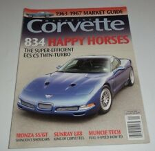 CORVETTE MAGAZINE JANUARY 2008 ISSUE #38
