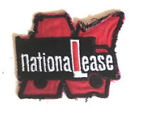 National Lease driver patch 2-1/4 X 3-1/4 #4159