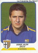 IANIS ALIN ZICU ROMANIA PARMA.FC STICKER CALCIATORI 2004 PANINI