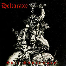 HELCARAXE - Evil Supremacy (CD, 2012) Black Metal from Argentina