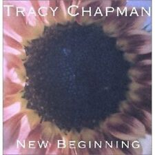 "TRACY CHAPMAN ""NEW BEGINNING"" CD NEU"