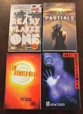 Lot 4 YA/Teen Futuristic Fiction Unwind Ready Player One I Am Number Four L5