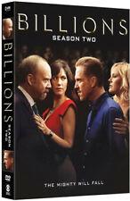 Billions: Season Two, , New DVD, Malin Akerman,Maggie Siff,Damian Lewis,Paul Gia