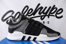 ADIDAS EQT SUPPORT PRIMEKNIT CORE BLACK RUNNING WHITE PK BY9390 SZ 9