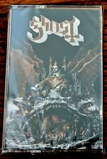 Ghost PREQUELLE Loma Vista NEW SEALED CLEAR CASSETTE TAPE