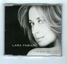 MAXI CD SINGLE (1 Track PROMO) LARA FABIAN I AM WHO I AM