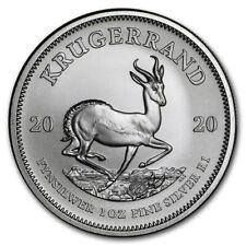AFRIQUE DU SUD Argent 1 Once Krugerrand 2020