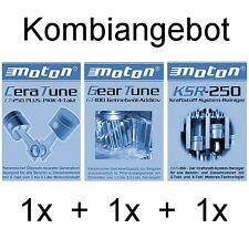 moton Additive 1 x GT-100, 1 x CT-250 und 1 x KSR-250