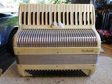 Salanti  model 120  Accordian w/case, made in Italy