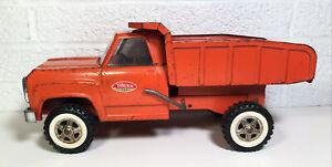 Vintage Tonka Dodge Orange Dump Truck