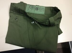 British army lightweight trousers 69/72/84 x 5 pairs