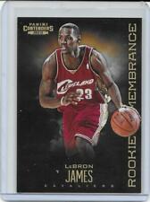 2012-13 Contenders Lebron James Rookie Remembrance Lakers