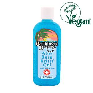 Caribbean Breeze After Sun Aloe Burn Relief Gel 250ml