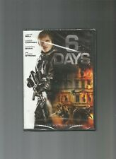 6 Days, Jamie Bell, Abbie Cornish, Martin Shaw [NEW], DVD
