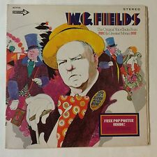 WG Fields - Original Voice Tracks from his Greatest Movies LP Decca DL 79164