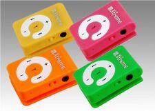 LETTORE DIGITALE FILE MUSICALI MP3 + SCHEDA MICRO SD 4 GB KINGSTON CON CUFFIE