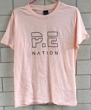 Genuine Pe Nation Heads Up Tee Shirt Short Sleeve Crew neckline T-shirt Top XS-M