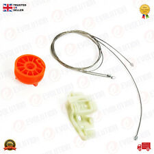 FRONT RIGHT/ DRIVER SIDE WINDOW REGULATOR REPAIR KIT FITS RENAULT SCENIC MK2 MK3