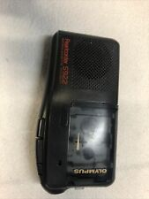 Olympus Pearlcorder S922 Microcassette Tape Voice Recorder - Tested Working