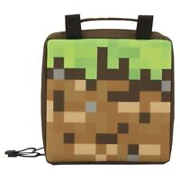 Minecraft Childrens/Kids Dirt Block Lunch Bag (PG118)