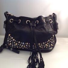 Russell and Bromley Stuart Weitzman snakeskin leather handbag