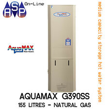 AQUAMAX G390SS - HOT WATER STORAGE - 155L - NATURAL GAS