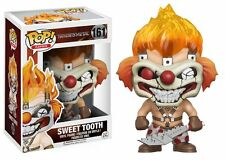 Funko Pop Games: Twisted Metal-Sweet Tooth 161 11709